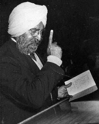 Santokh Singh Dhir